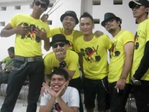 Tipe-X Boyband by X-Friends Sumatera