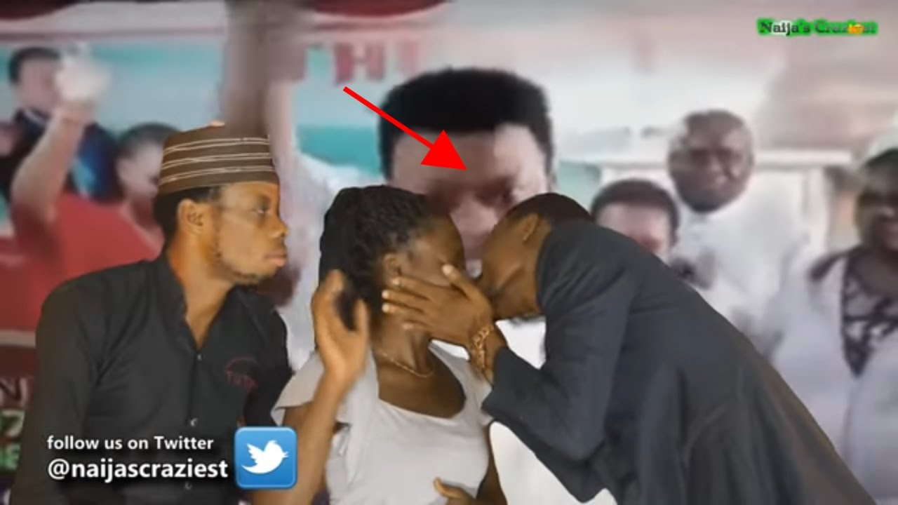 Download Ghanaian Pastor French Kiss Demons Out Of Female Church Members During Deliverance