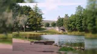видео Государственный художественно-архитектурный дворцово-парковый музей-заповедник «Гатчина»