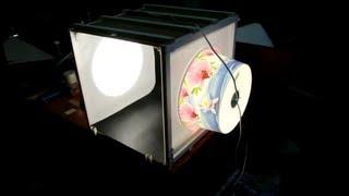Lightbox Светящийся короб для фото и видео съемки(Лайтбокс (световой бокс, англ. lightbox) — источник света с большой поверхностью. Лайтбоксы специально конструи..., 2013-09-17T05:08:59.000Z)