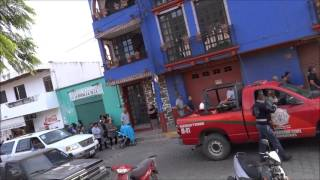 Sepelio de Miguel Oswaldo Olmedo Vàsquez
