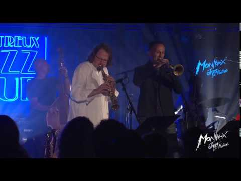 Jerry Léonide - Live montreux jazz club 2015 a little man's dream