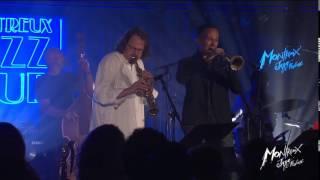 Jerry Léonide - Live montreux jazz club 2015 a little man