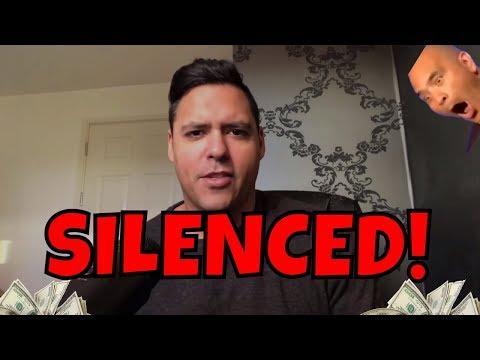 Suppoman SILENCED By Youtube And The Illuminati! Cryptos Last Hope!