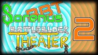 Battle Block Theater | W/ Sorenus BytesBite 02 | Cool Guy Splosions!