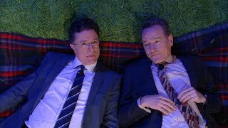 Stephen and Bryan Cranston Ponder The Big Questions