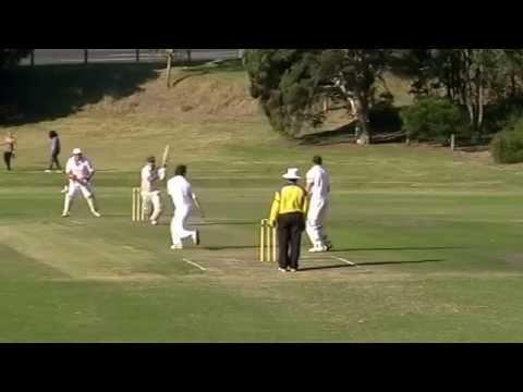 Tom McDermott & Lucas Skelton - Glen Iris Cricket Club 1st XI - 29/11/2014 v Mazenod