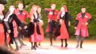 2016-08-04 Folklore Festival Varna, Georgien