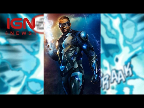 Black Lightning: First Look at The CW