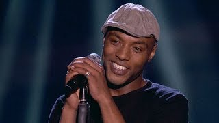 The Voice UK 2013 | LB Robinson performs