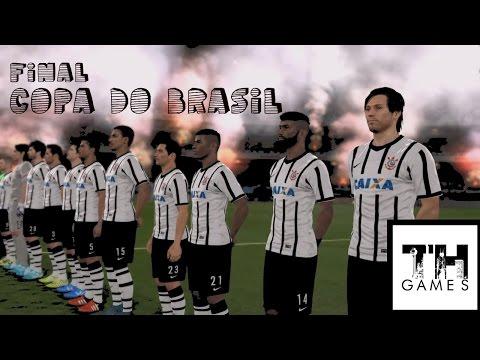 Pes 16 Rumo ao Estrelato Final Emocionante Copa do Brasil #40