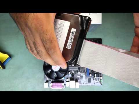 IDE Arayüzlü Cihazların Bağlanması ve Ayarları -HD-