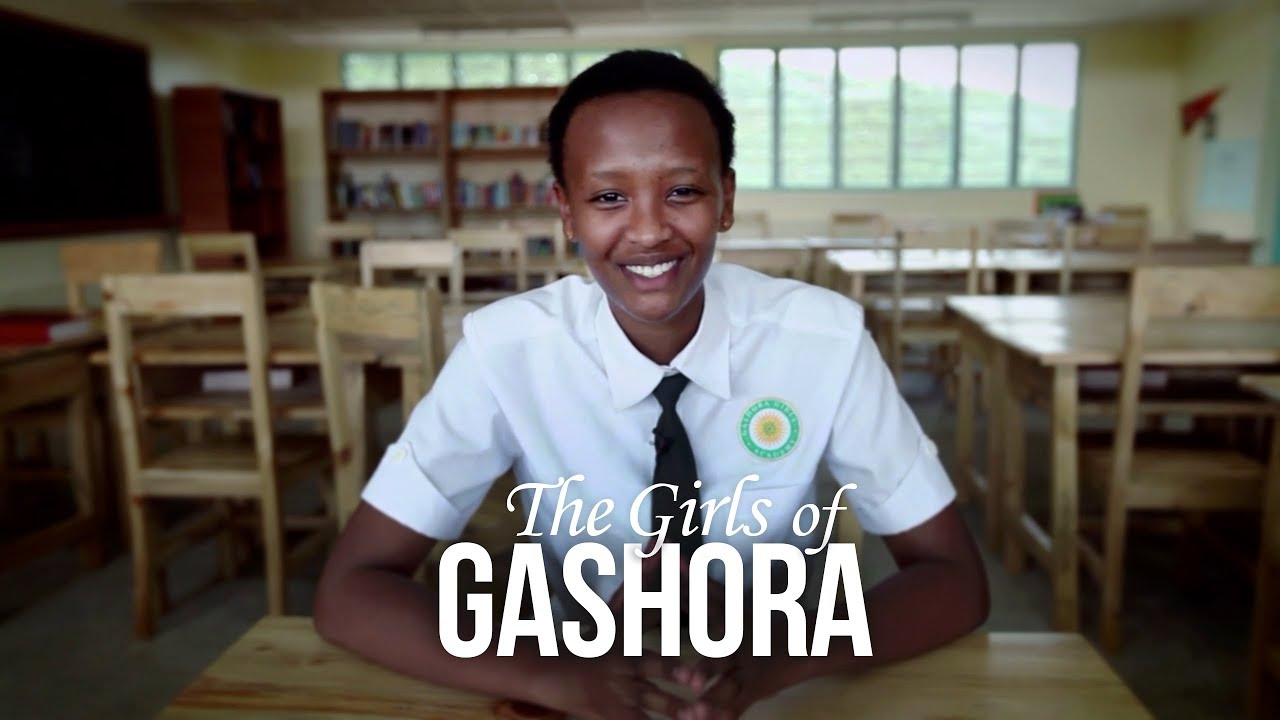 The Girls of Gashora