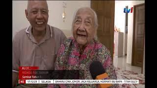 N5 – NENEK 108  TAHUN – SAMBUT TAHUN BAHARU CINA DIKELILINGI CUCU CICIT [5 FEB 2019]