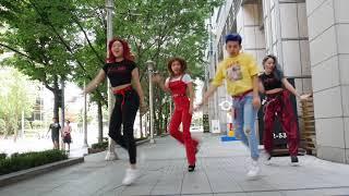 [Public Dance in Korea] BLACKPINK - '뚜두뚜두 (DDU-DU DDU-DU)' Dance Cover