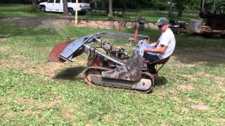 Repeat youtube video RARE MINI DOZER ( MEAD MIGHTY MOUSE )