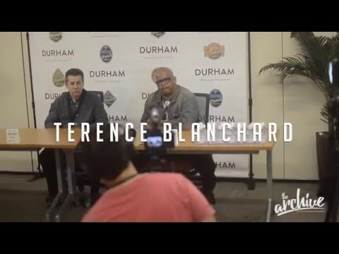 Luck Uncut #AOCFest Terence Blanchard Interview