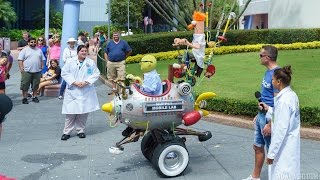 Muppet Mobile Lab - Full Show Epcot 2016