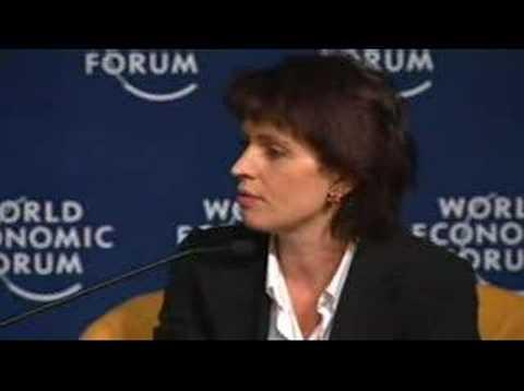 Forum Economique Mondial 2007 - Frozen Trade Talks & the...