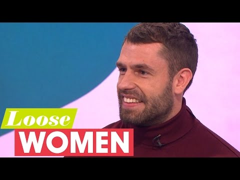 Emmerdale's Kelvin Fletcher On The Rumours That He's Leaving The Dales  Loose Women