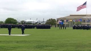 Air Force Basic Military Training Parade 17 March 2017