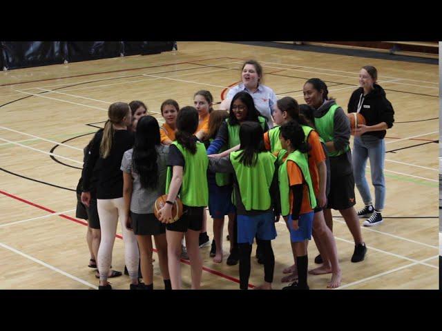 Social Basket Ball!
