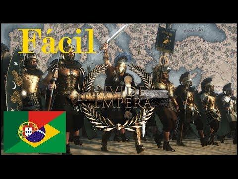 Como Descarregar E Instalar Divide Et Impera MOD Para Rome 2 Total War | Português