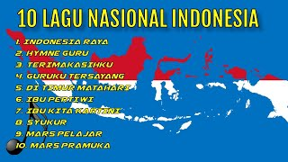Gambar cover KUMPULAN LAGU  NASIONAL INDONESIA eps01