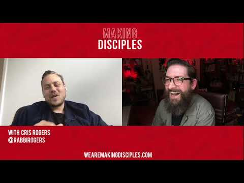 Making Disciples 51 - Talking With John Mark Comer About Hurry And Wellbeing