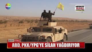 ABD, PKK/YGP'ye silah yağdırıyor
