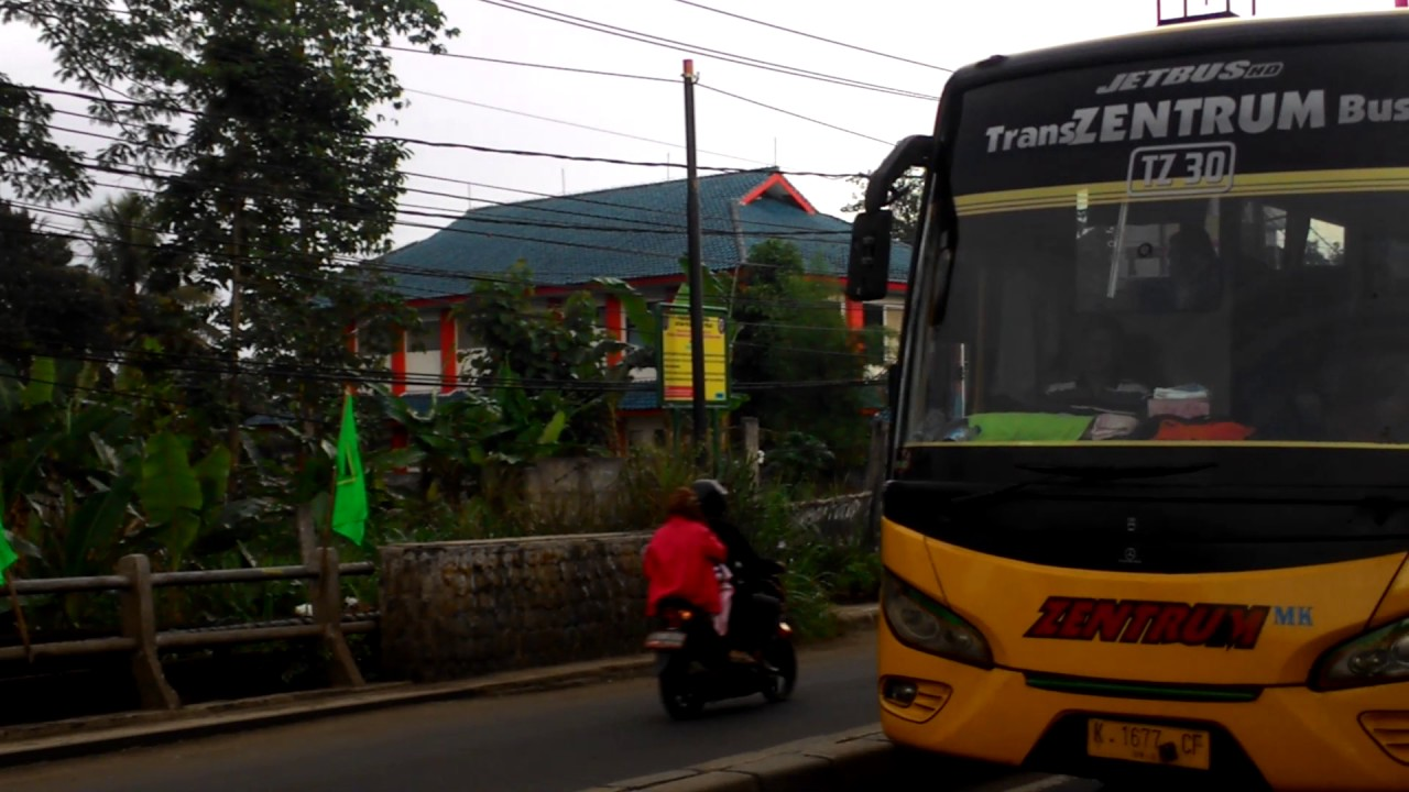 Bus Shantika Telolet + Bus Royal Class Telolet Strobo