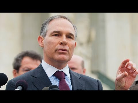 BREAKING: EPA Chief Scott Pruitt PAY TO PLAY Emails Released