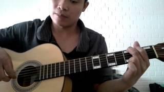 Hướng dẫn chúc em bên người  guitar- Khánh Phương