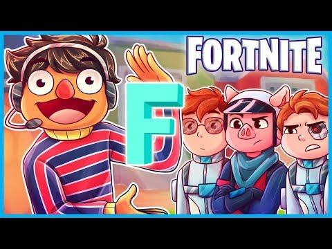 NOGLA's OWN TV SHOW in Fortnite: Battle Royale! (Fortnite Funny Moments and Fails)