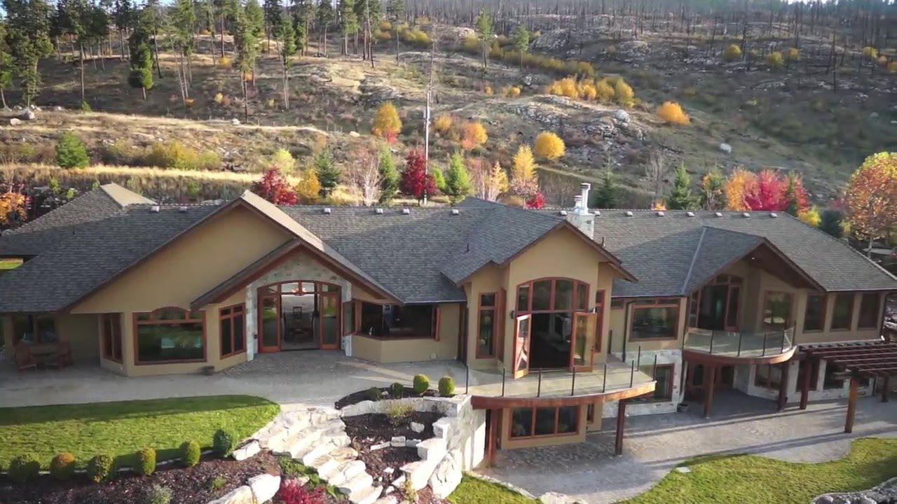Delightful Luxury Home Kelowna, B.C. Canada   YouTube