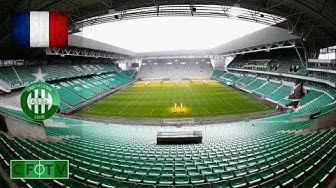 Stade Geoffroy Guichard - AS Saint-Étienne
