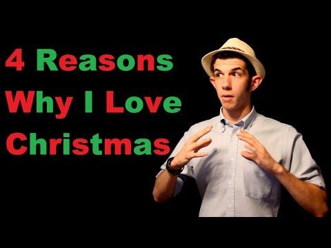 4 Reasons Why I Love Christmas