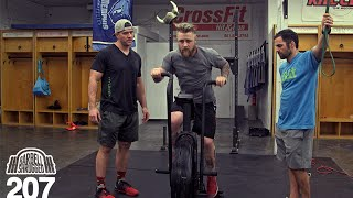 Anaerobic Training for CrossFit: How To Nut Up and Ride The Pain Train - 207