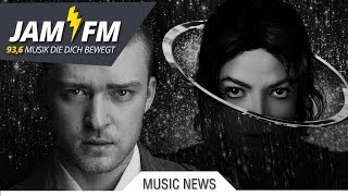 MUSIC NEWS: MICHAEL JACKSON FT. JUSTIN TIMBERLAKE - LOVE NEVER FELT SO GOOD