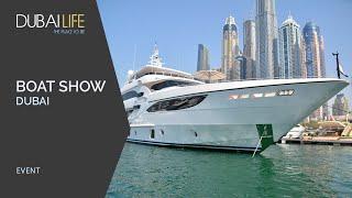 Dubai Boat show 2015 by DUBAILIFE TV (DU channel 423)