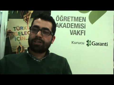 """e-Seminer Çağlar Karakış """"Toplum Gönüllüleri Eğitime Destek Projeleri"""""""
