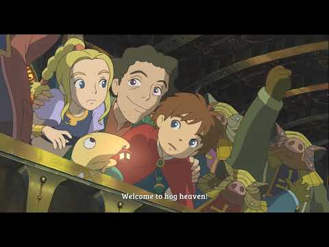 To Hamelin, the Psycho Pig Place - Ni No Kuni Wrath of the White Witch Remastered |