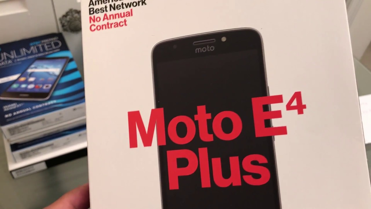 How to unlock the Verizon Prepaid Moto E4 Plus by Alex Zuniga