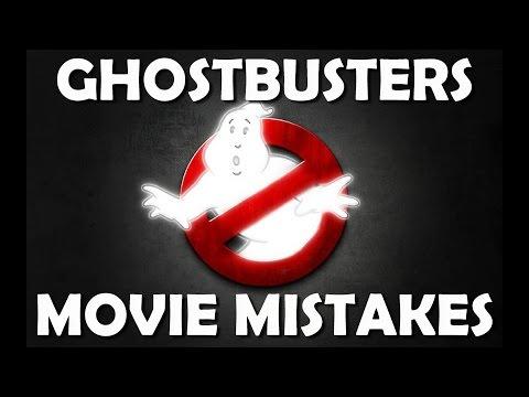 10 Biggest Movie MISTAKES You Missed in GHOSTBUSTERS | LOVE Ghostbusters Movie MISTAKES