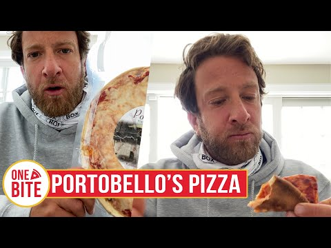 Barstool Pizza Review - Portobello Frozen Pizza