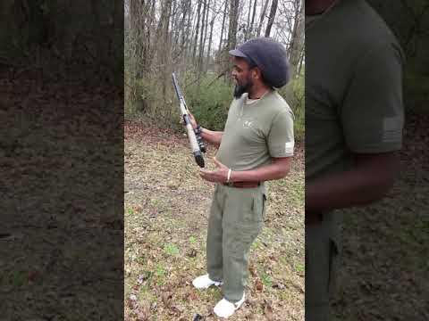 Repeat Stevens 320 tactical 12 gauge shotgun by Corey Sheppard