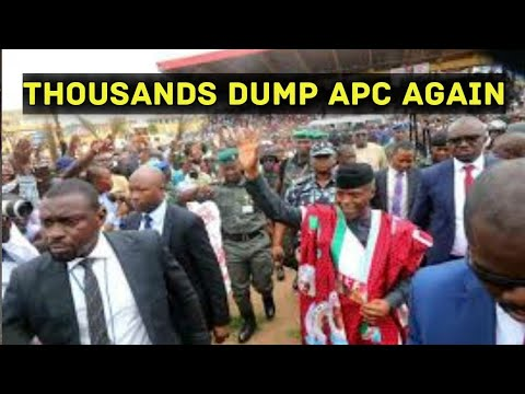 2019: APC DUMBED BY 60 SUPPORT GROUPS TO JOIN PDP