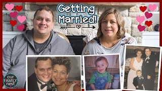 GETTING MARRIED!! WE LOOK SO YOUNG! | LOOKING BACK EP #2