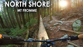HE HIT THE WARDEN'S GAP! - Mt Fromme | North Shore MTB | Jordan Boostmaster