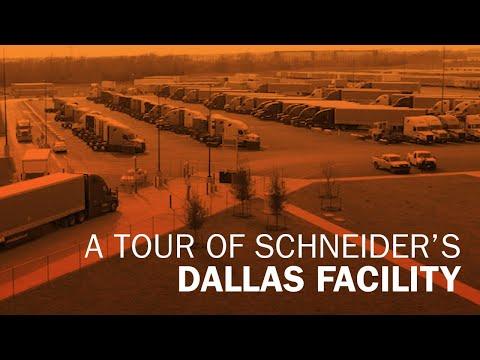 A tour of Schneider's Dallas facility